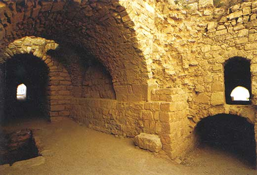 shobak castle_inside2